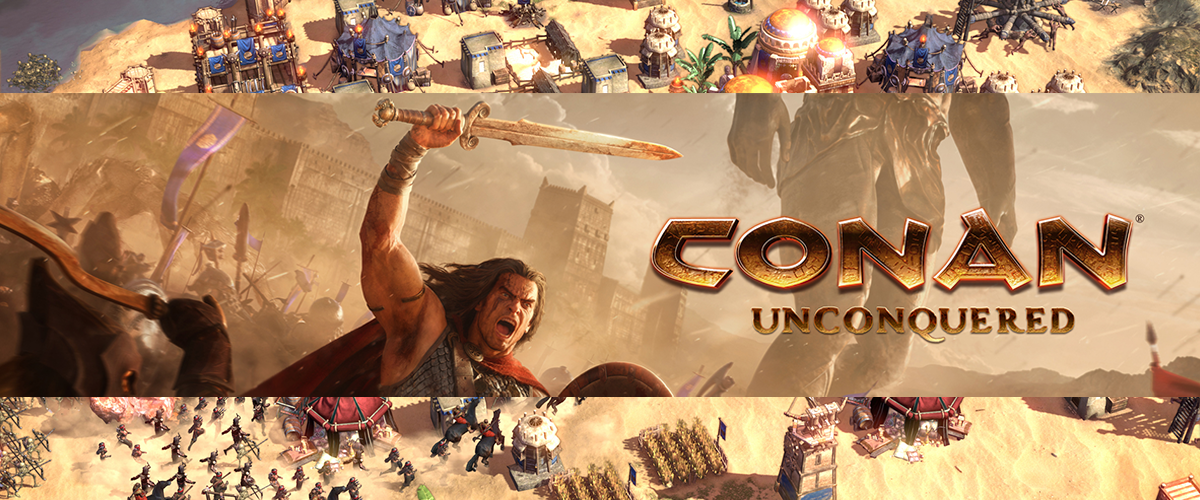Conan Unconquered RTS Command and Conquer