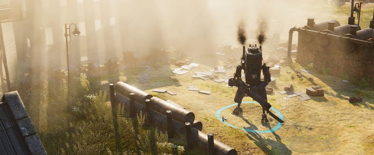 Iron Harvest Publisher Release