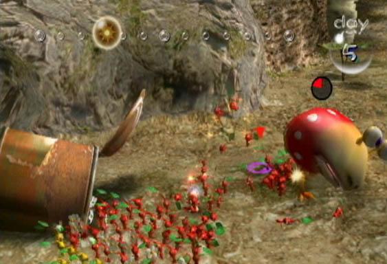 pikmin gameplay