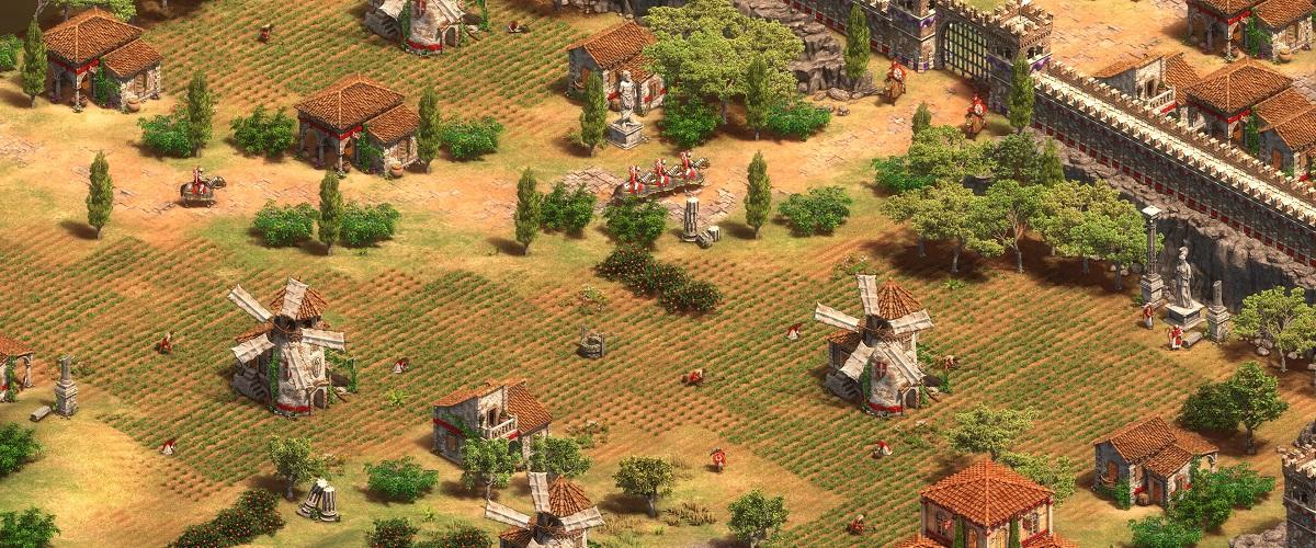 Age of Empires studio 4 2 Microsoft