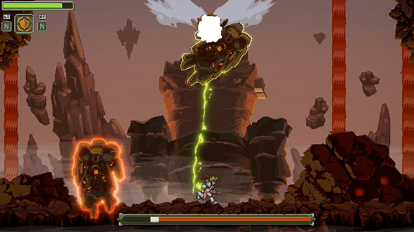 Smelter PC PS4 Switch Release RTS Platformer
