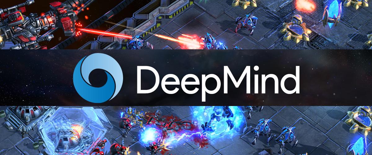 Starcraft 2 Deep Mind AI Online AlphaStar