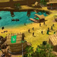 war selection free rts game battle royale