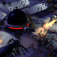 starship troopers terran command real time strategy game release