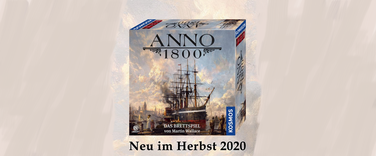 Anno 1800 Board Game