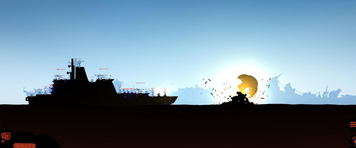 battlecruisers 2d ship rts pc steam ios android game